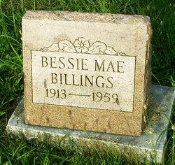 Bessie Mae Billings