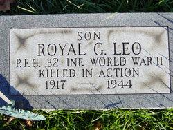PFC Royal G. Leo