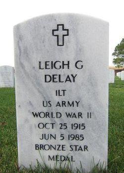 Leigh G Delay