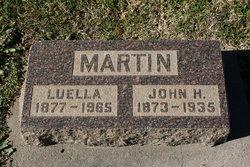 John H Martin