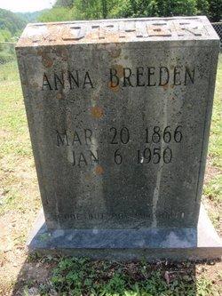 Anna <I>Rolen</I> Breeden