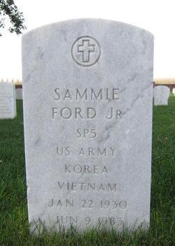 Sammie Ford, Jr