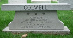 Grace <I>Arent</I> Colwell