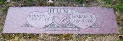 Barbara E Hunt