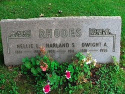 "Helen Louise ""Nellie"" <I>Shaw</I> Rhodes"