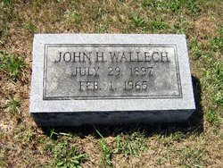 John H. Wallech