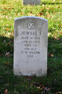 Jewell S <I>Sledge</I> Meuth