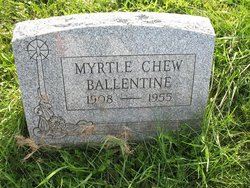 Myrtle <I>Chew</I> Ballentine