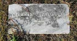 Dr William Dudley Spearman