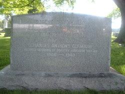 Dr Charles Anthony Germann