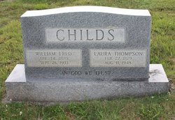 Laura <I>Thompson</I> Childs