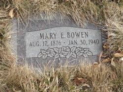 Mary Elizabeth <I>Cox</I> Bowen