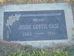 Jessie Williamson <I>Curtis</I> Case