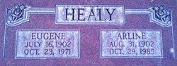 Arline <I>Kearsley</I> Healy