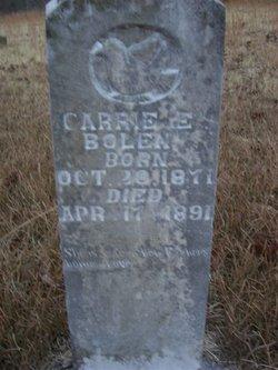 Carra A. <I>Bolen</I> Seitz