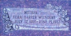 Vera Randall <I>Harper</I> Weindorf