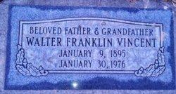 Walter Franklin Vincent