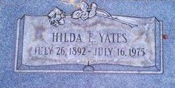 Hilda Yates