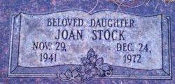 Joan Stock