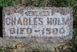 Charles Holm