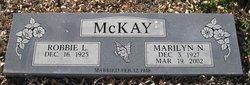 Marilyn <I>Wacile</I> McKay