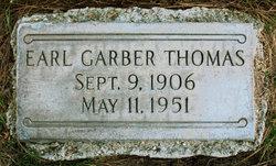 Earl Garber Thomas