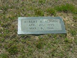 Albert A Alphin