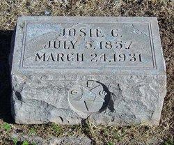 """Josephine Carr """"Josie"""" <I>Linville</I> Monihon"""