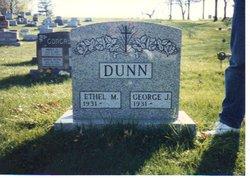 """George Junior """"Perch"""" Dunn"""
