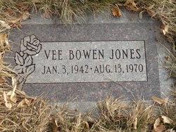 Carolyn Vee <I>Bowen</I> Jones