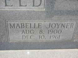 Mabelle <I>Joyner</I> Edenfield