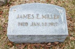 James Edward Miller