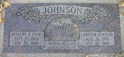 Arthur Lorenzo Johnson