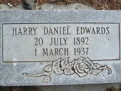 Harry D Edwards