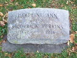 Caroline Ann Perkins