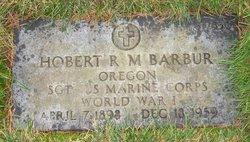 Hobart Royal McKinley Barbur