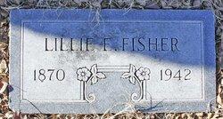Lillie Elnora <I>Hower</I> Fisher