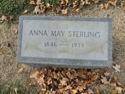 Anna May <I>Rowe</I> Sterling