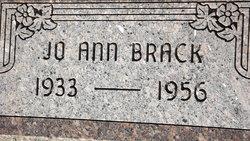 JoAnn Brack