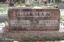 Nellie E <I>Bingham</I> Gorman