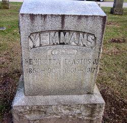 Erastus J. Yemmans