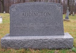 Henry Willard Addington