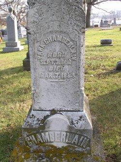 Park Chamberlain, I