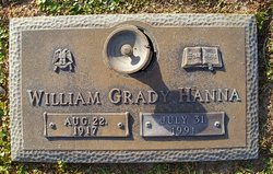 William Grady Hanna
