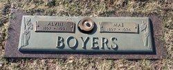 Mae V Boyers