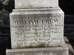 William Frew