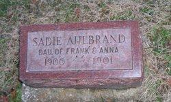 Sadie Ahlbrand