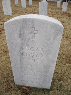Edgar Lloyd Sipes