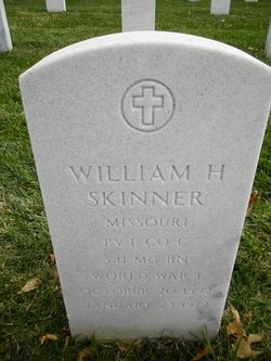 William H Skinner