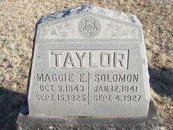 """Margaret E. """"Maggie"""" <I>Task</I> Taylor"""